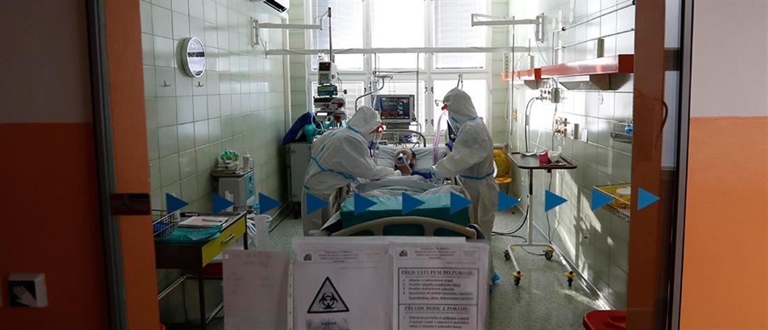 Κορονοϊός - Μαγιορκίνης: σταθερή πίεση στις ΜΕΘ