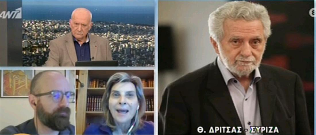 """Δρίτσας στον ΑΝΤ1 για """"17 Νοέμβρη"""": Η τρομοκρατία """"δεν πέρασε"""" στην Ελλάδα (βίντεο)"""