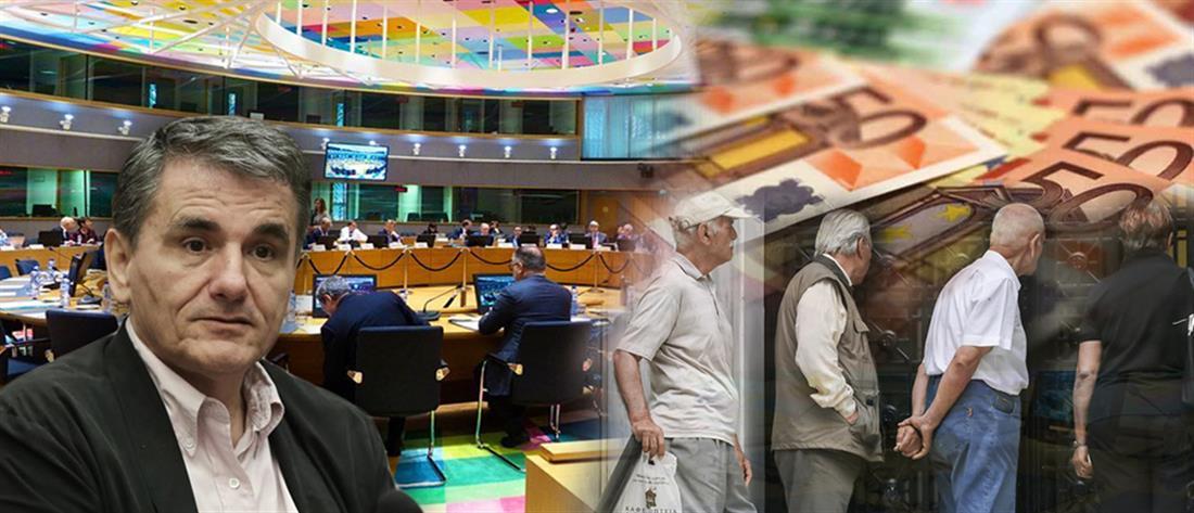 """Στην """"κρησάρα"""" του Eurogroup οι παροχές Τσίπρα"""
