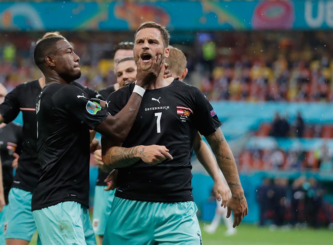 AP - Μάρκο Αρναούτοβιτς - EURO 2020