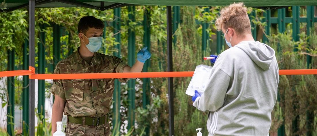 Κορονοϊός – Βρετανία: Σε καραντίνα το Λέστερ λόγω έξαρσης κρουσμάτων