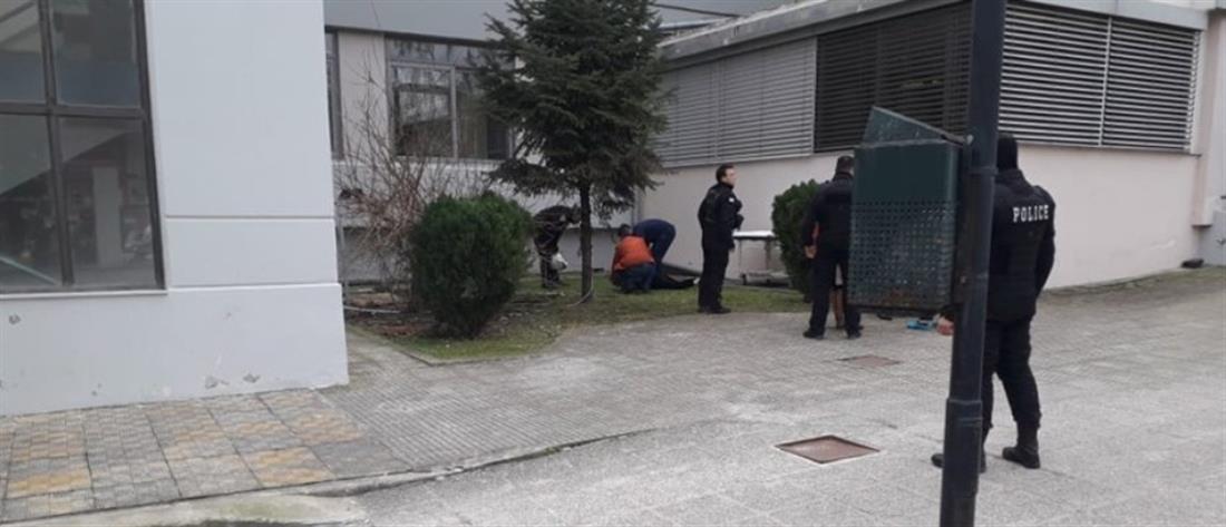 Γυναίκα έπεσε από τον 3ο όροφο νοσοκομείου