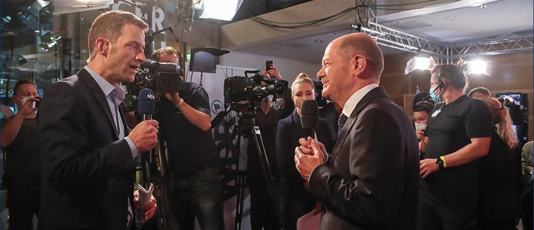 Εκλογές στη Γερμανία: νικητές οι Σοσιαλδημοκράτες