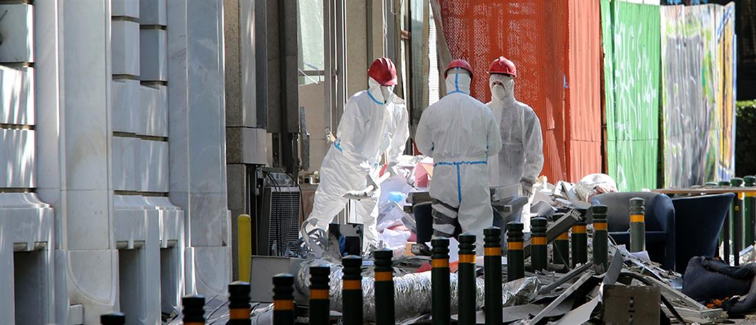 Ανάληψη ευθύνης για την έκρηξη στην Σανταρόζα