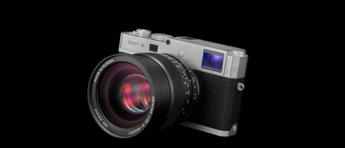 """H Leica """"ξαναζωντανεύει"""" τη θρυλική Zenit"""