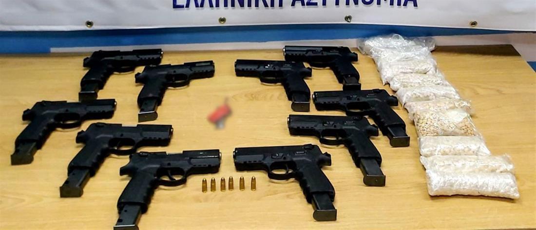 Σύλληψη στον Έβρο: πούλησε σε αστυνομικό ναρκωτικά και πιστόλια