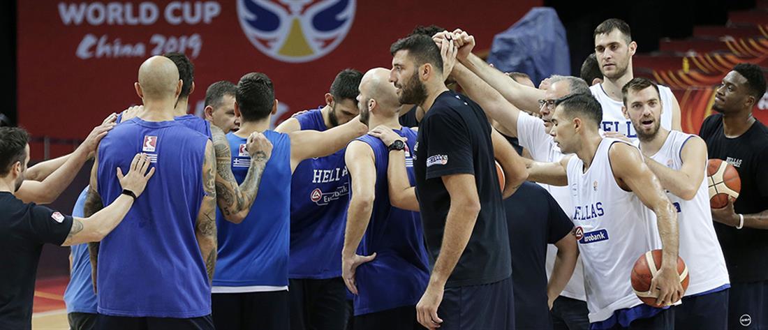 """""""Τελικός"""" το ματς Τσεχία – Ελλάδα"""