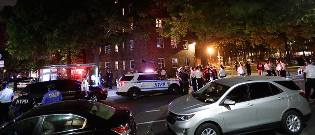 Πυροβολισμοί και νεκρός στο Μπρούκλιν (βίντεο)