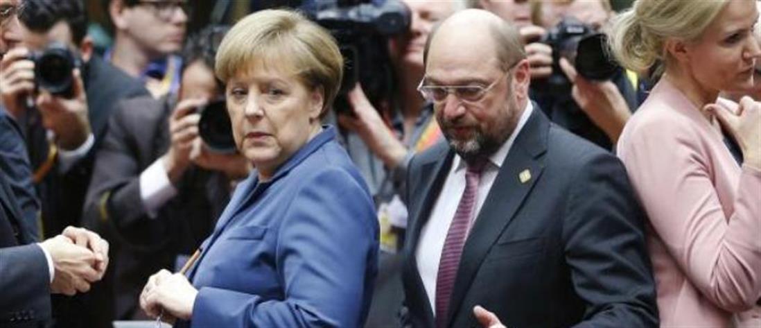 Μέρκελ: Θα εξαντλήσω την τετραετία εάν επανεκλεγώ