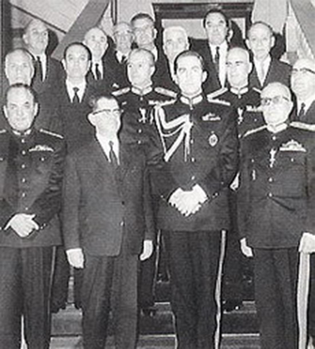 Πραξικόπημα - 21η Απριλίου 1967