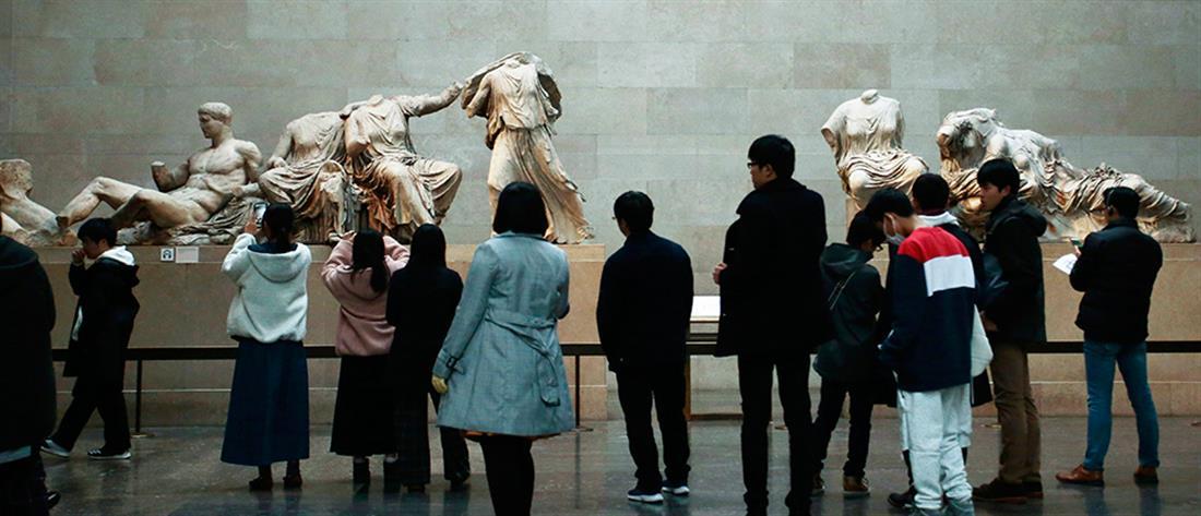 """""""Κεραυνοί"""" Παυλόπουλου κατά του Βρετανικού Μουσείου για τα Γλυπτά του Παρθενώνα"""