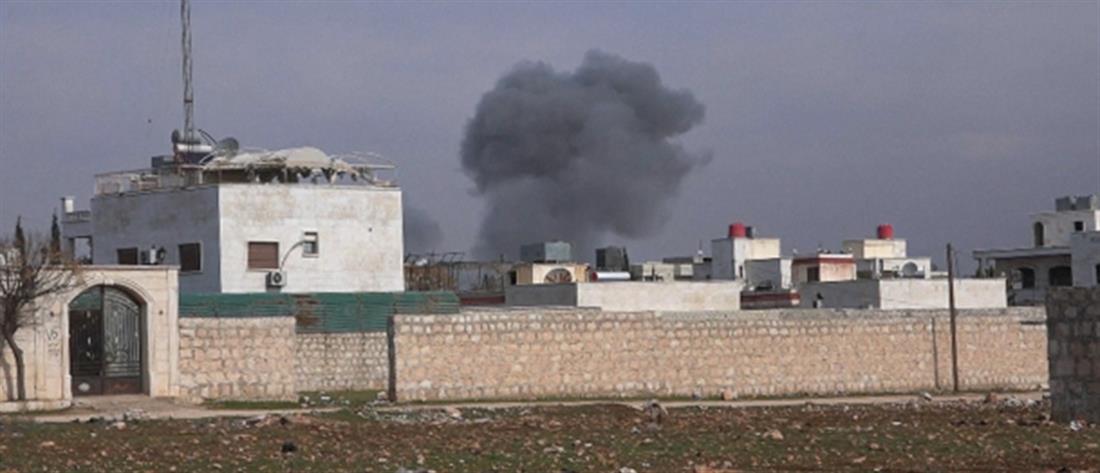 Σφοδρές μάχες με τους Τούρκους στη Συρία (εικόνες)