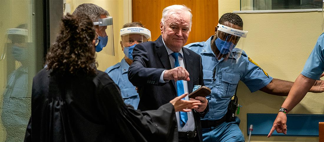 AP - Ratko Mladic - Μλαντιτς
