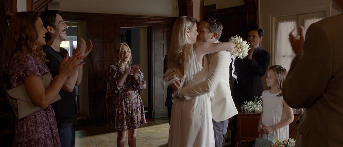 """""""Ήλιος"""": Παντρεύονται Αλίκη και Δημήτρης (εικόνες)"""