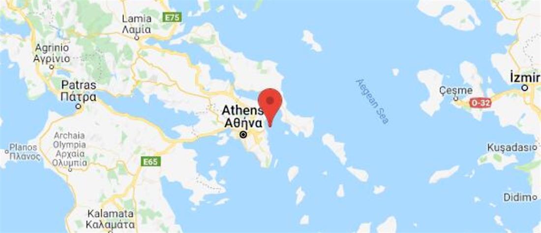 Σεισμός ταρακούνησε την Αττική