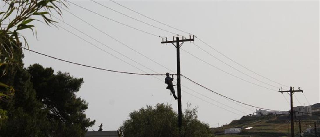 Κρήτη - Διακοπές ρεύματος: Η ανακοίνωση του ΑΔΜΗΕ