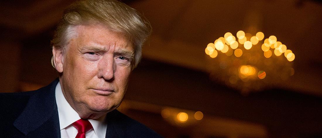 Τραμπ: ανοιχτό το ενδεχόμενο να είναι εκ νέου υποψήφιος για την προεδρία