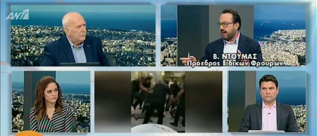 Ντούμας στον ΑΝΤ1 για τη σύλληψη του Ζακ Κωστόπουλου: δεν είδα λιντσάρισμα (βίντεο)