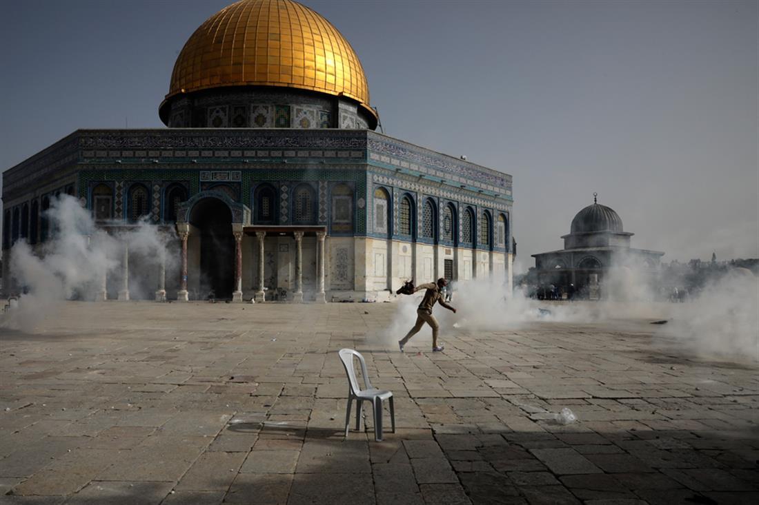 Ισραήλ - επεισόδια