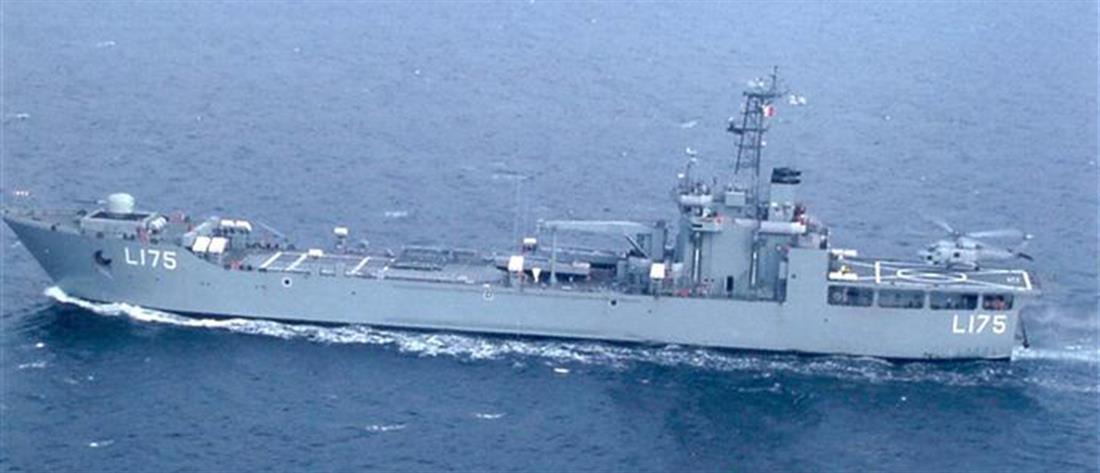 Βηρυτός: αποστολή βοήθειας από την Ελλάδα με το Αρματαγωγό Ικαρία