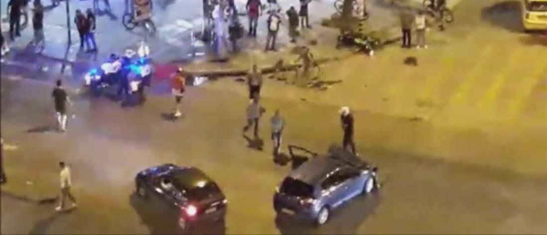 Νεκρός μοτοσικλετιστής σε τροχαίο (βίντεο)