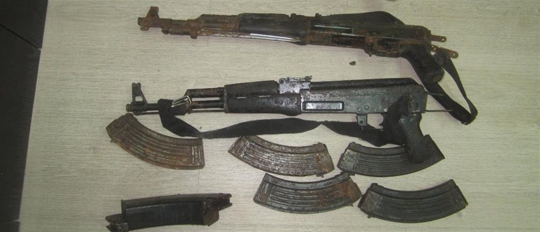 Για πού προοριζόταν το οπλοστάσιο που βρέθηκε στα ελληνοαλβανικά σύνορα