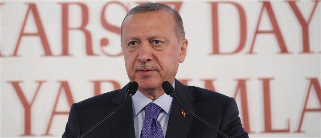 Ερντογάν: θα σπάσουμε τα κεφάλια των Κούρδων αν δεν φύγουν
