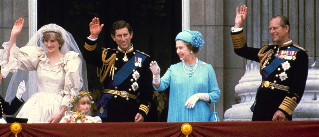 Πρίγκιπας Φίλιππος - Νταϊάνα: Η σχέση που ανέπτυξαν και η κρυφή αλληλογραφία τους