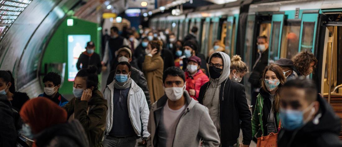 Κορονοϊός: Η Γαλλία ξεπέρασε τα κρούσματα της Ισπανίας