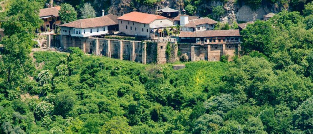 Διαρρήκτες αφαίρεσαν τάματα και σταυρούς από την Ιερά Μονή Τιμίου Προδρόμου