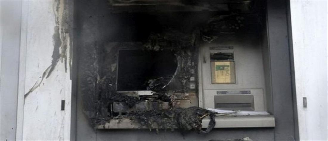 Έκρηξη σε ΑΤΜ στα Βριλήσσια (βίντεο)