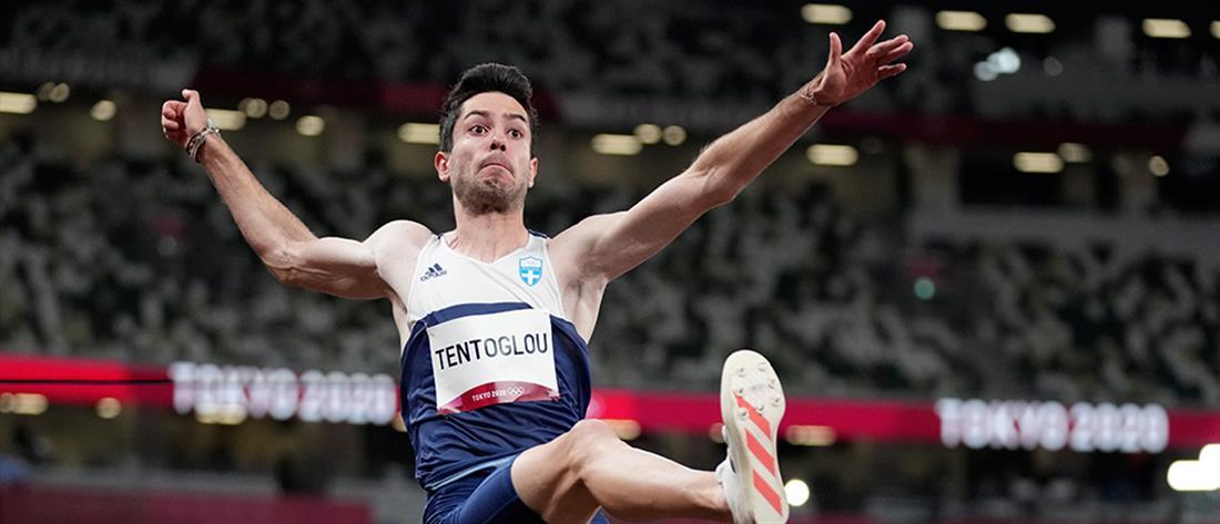 Ολυμπιακοί Αγώνες - Τεντόγλου: Προκρίθηκε στον τελικό με ένα άλμα