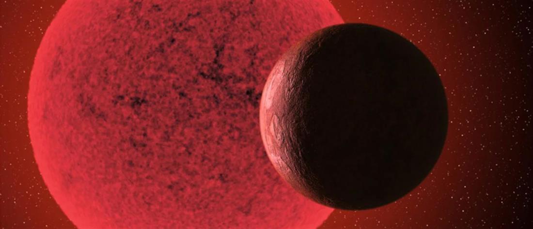 Αποκαλύφθηκε νέος εξωπλανήτης με τριπλάσια μάζα από τη Γη