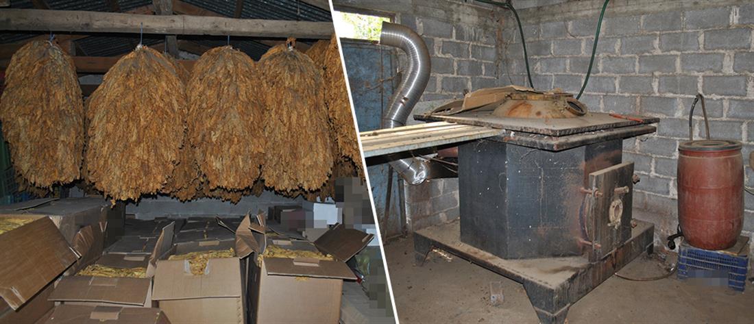 Έστελναν τόνους λαθραίου καπνού με τα ΚΤΕΛ! (εικόνες)