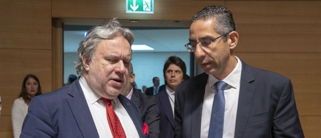 Κατρούγκαλος: αναγκαίο ένα ξεκάθαρο μήνυμα αποτροπής της ΕΕ προς την Τουρκία