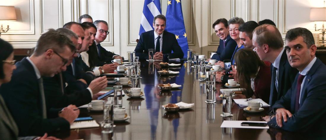 Μητσοτάκης: Η Ελλάδα απαιτεί ευρωπαϊκή αλληλεγγύη για το μεταναστευτικό