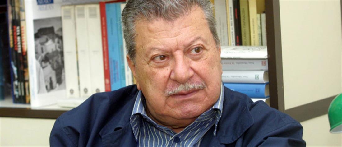 Πέθανε ο Κυριάκος Ντελόπουλος