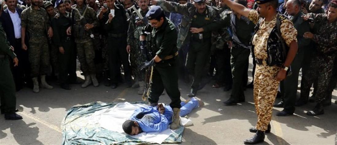 Δημόσια εκτέλεση βιαστή και δολοφόνου 3χρονου κοριτσιού (φωτογραφίες)