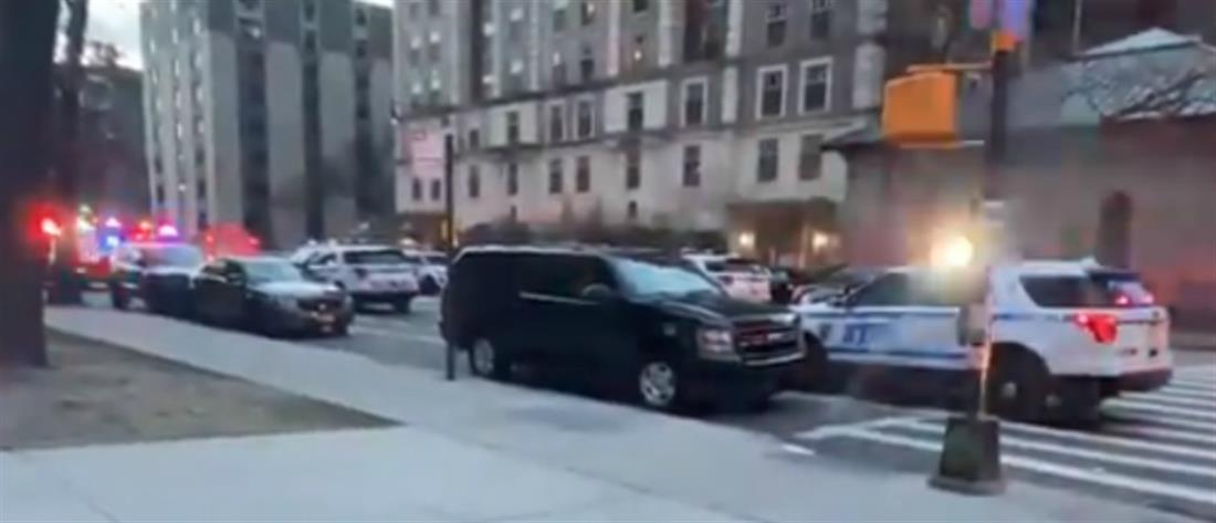 Πυροβολισμοί σε εκκλησία στο Μανχάταν