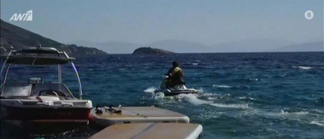 Οι κανόνες ασφαλείας στα θαλάσσια σπορ (βίντεο)