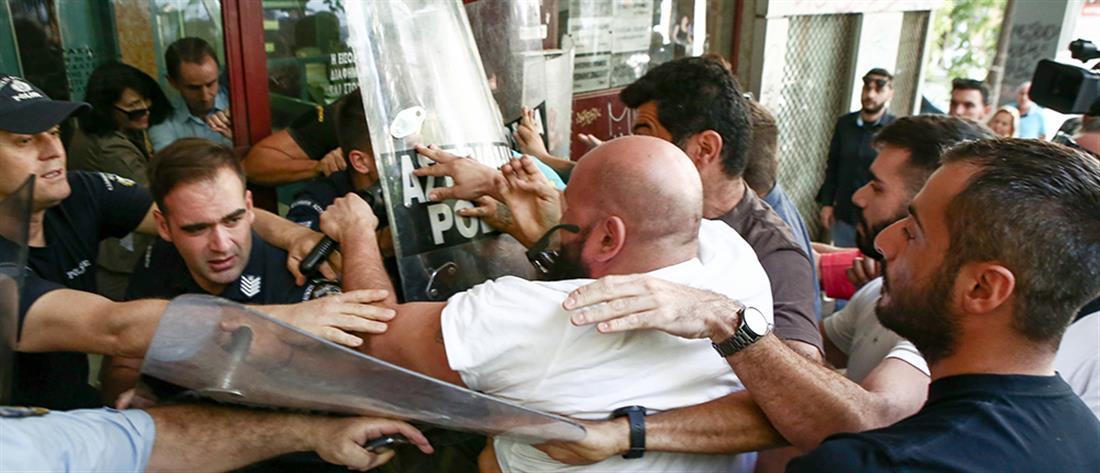 Με παρέμβαση του Άδωνη Γεωργιάδη σταμάτησε ο πλειστηριασμός οικίας πυροπαθών