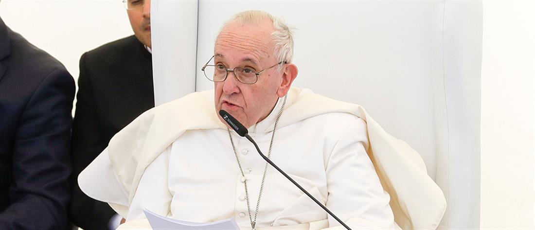 Πάπας Φραγκίσκος: ταξίδι σε Ελλάδα και Κύπρο