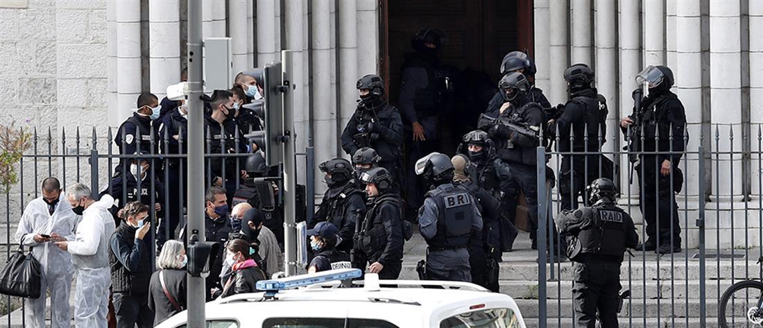 Γαλλία: παγκόσμιο σοκ από τη νέα τρομοκρατική επίθεση