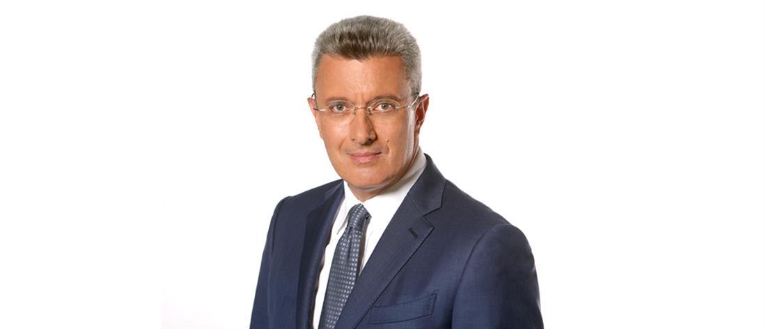 """""""Ενώπιος Ενωπίω"""":  Ο Νίκος Χατζηνικολάου υποδέχεται Μαρκουλάκη και Φασουλή"""