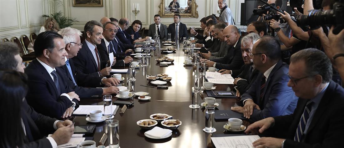 Γεροβασίλη: υπάρχει προσπάθεια κομματικής άλωσης του Κράτους