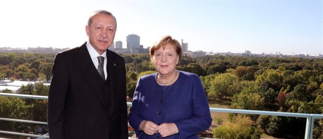Εκτάκτως στη Γερμανία ο Ερντογάν