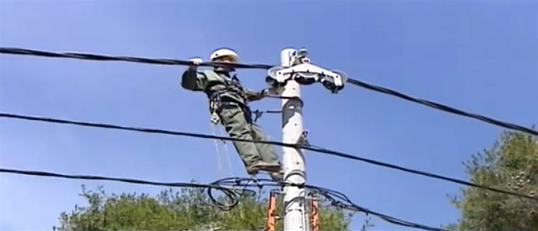 Χατζηδάκης: στα όρια του το σύστημα ηλεκτροδότησης