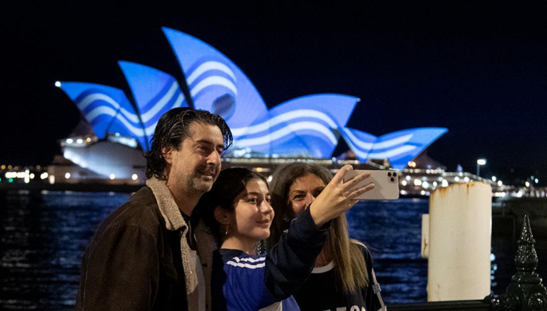 Όπερα του Σίδνεϊ - 25η Μαρτίου
