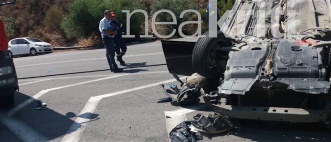 Ακόμη ένας νεκρός στους δρόμους της Κρήτης