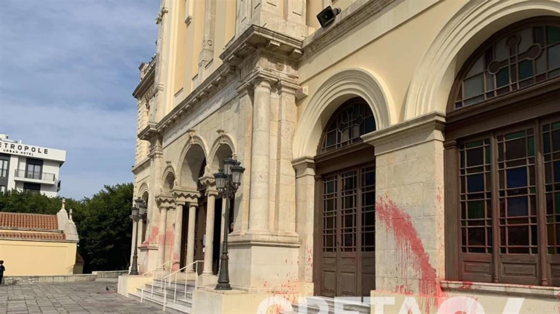 Ηράκλειο - Ναός - Άγιος Μηνάς